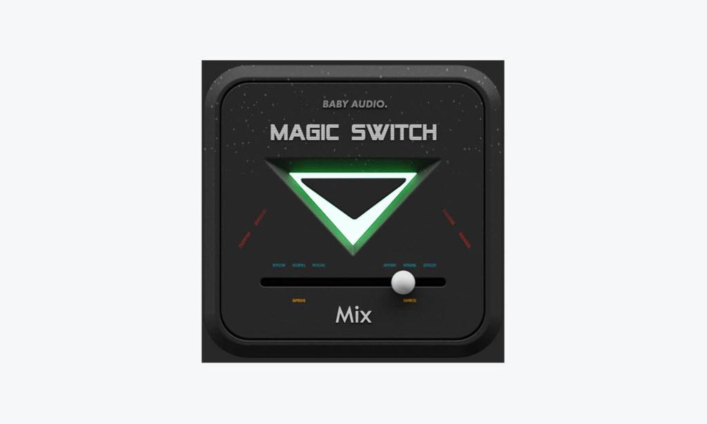 Baby Audio Magic Switch