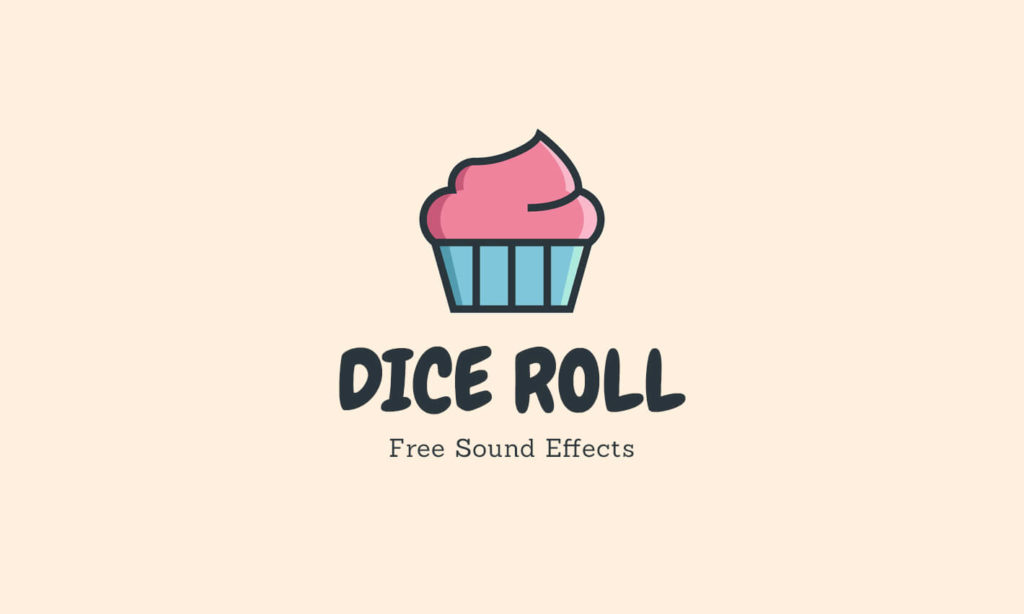 Dice Rolling Sound Effects - WAVBVKERY