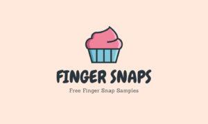 Free Finger Snap Samples - WAVBVKERY