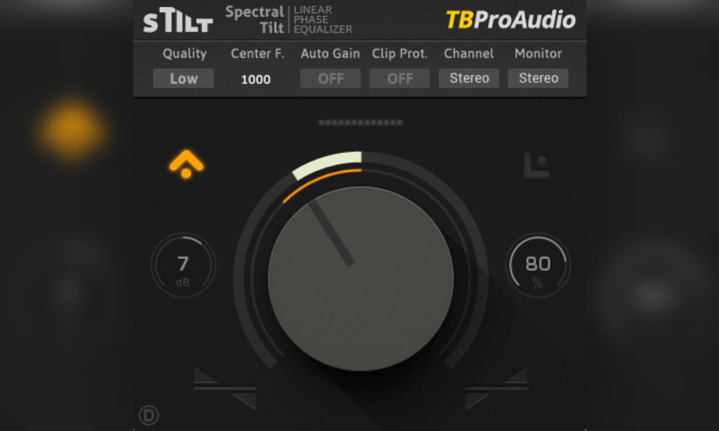 TBProAudio sTilt Review